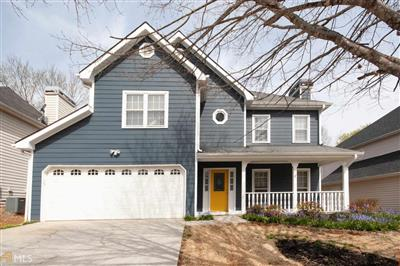 New  4 Bedroom Listing in Snellville!